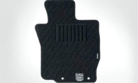 A carpet mat for the front seat of the Mitsubishi Eclipse Cross